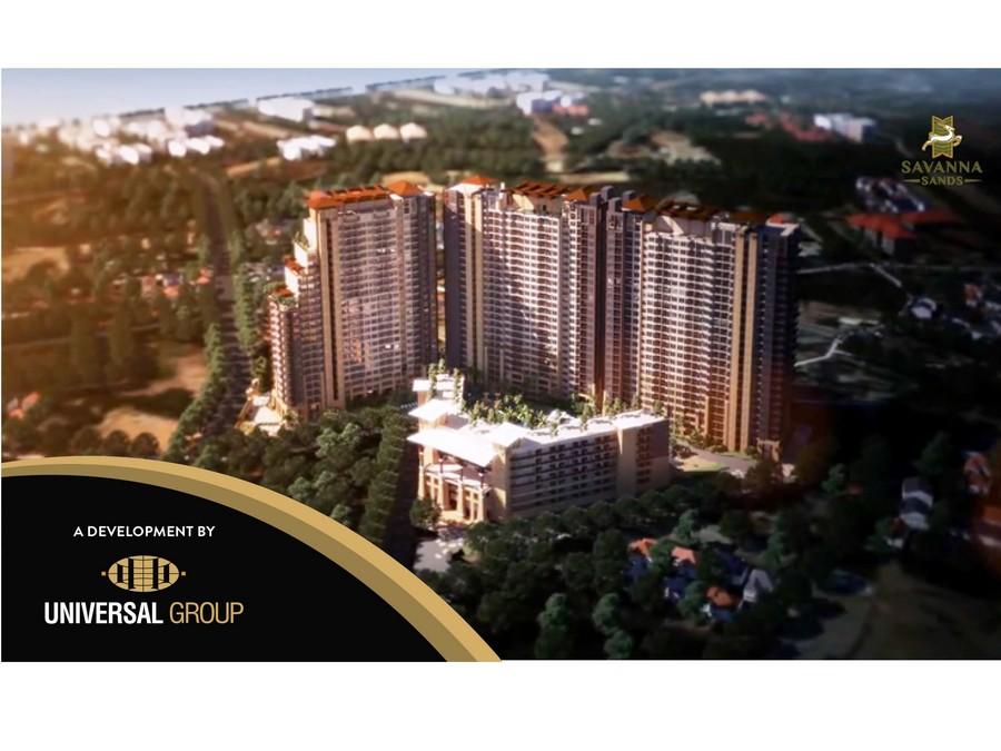 Savanna Sands Pattaya for sale condominium
