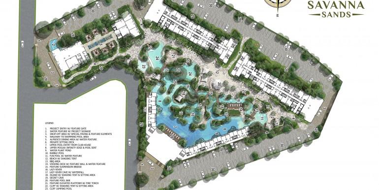 plan Savannah Sands A21