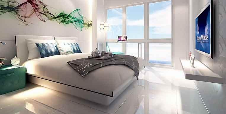 sky-jomtien-condominium-bedroom