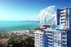 For sale The Sky Jomtien Condominium Pattaya