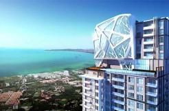 For sale The Sky Jomtien Condominium Pattaya