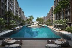 Купить квартиру в Паттайе. Проект Dusit Grand Park