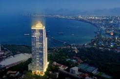 Amari Residences Pattaya. Elite apartments in Pattaya.