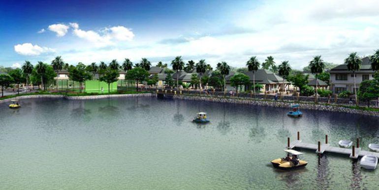 3 Baan Dusit Pattaya Lake Domus Pro агентство недвижимости Паттайя