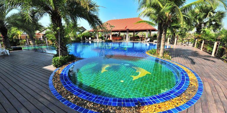 Baan Dusit Pattaya Lake Foto Domus Pro агентство недвижимости Паттайя7