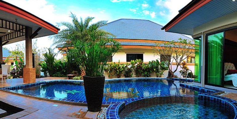 Baan Dusit Pattaya Lake Foto Domus Pro агентство недвижимости Паттайя8