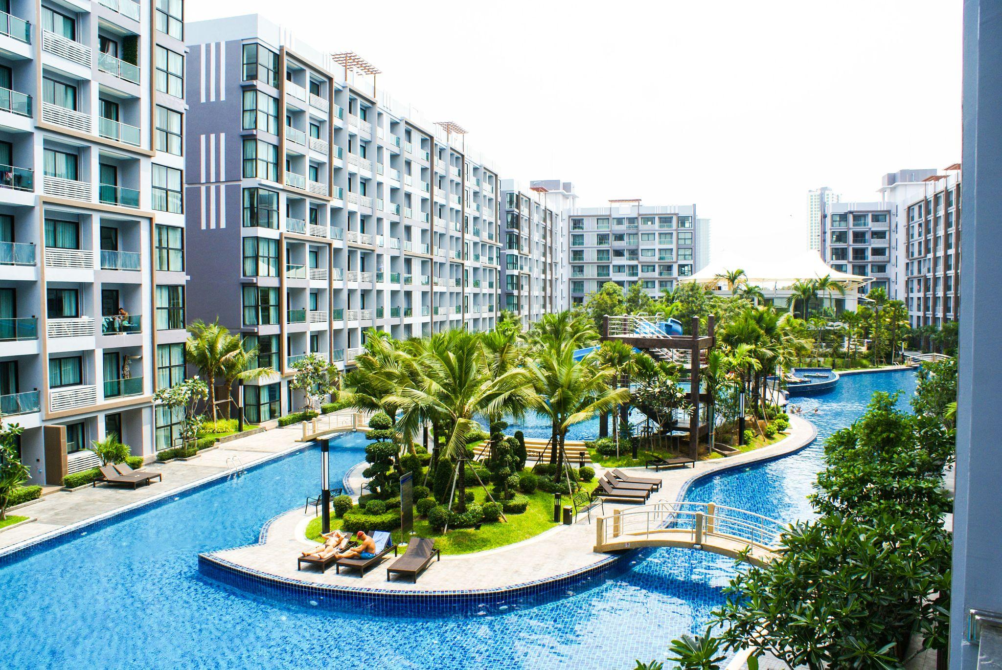 Hot sale project Dusit Grand Park 1 bedroom apartment