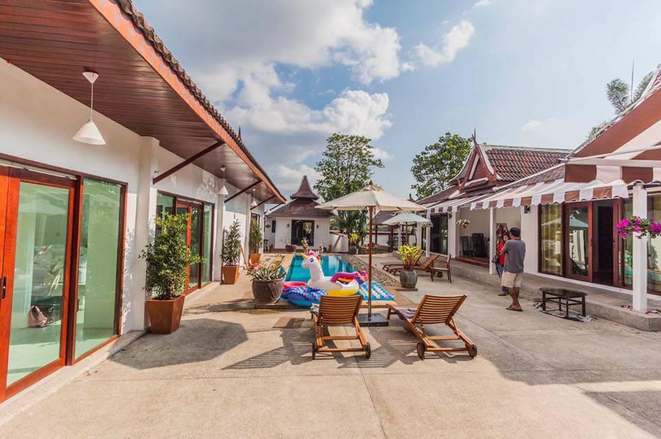 The Eleton Pool Village