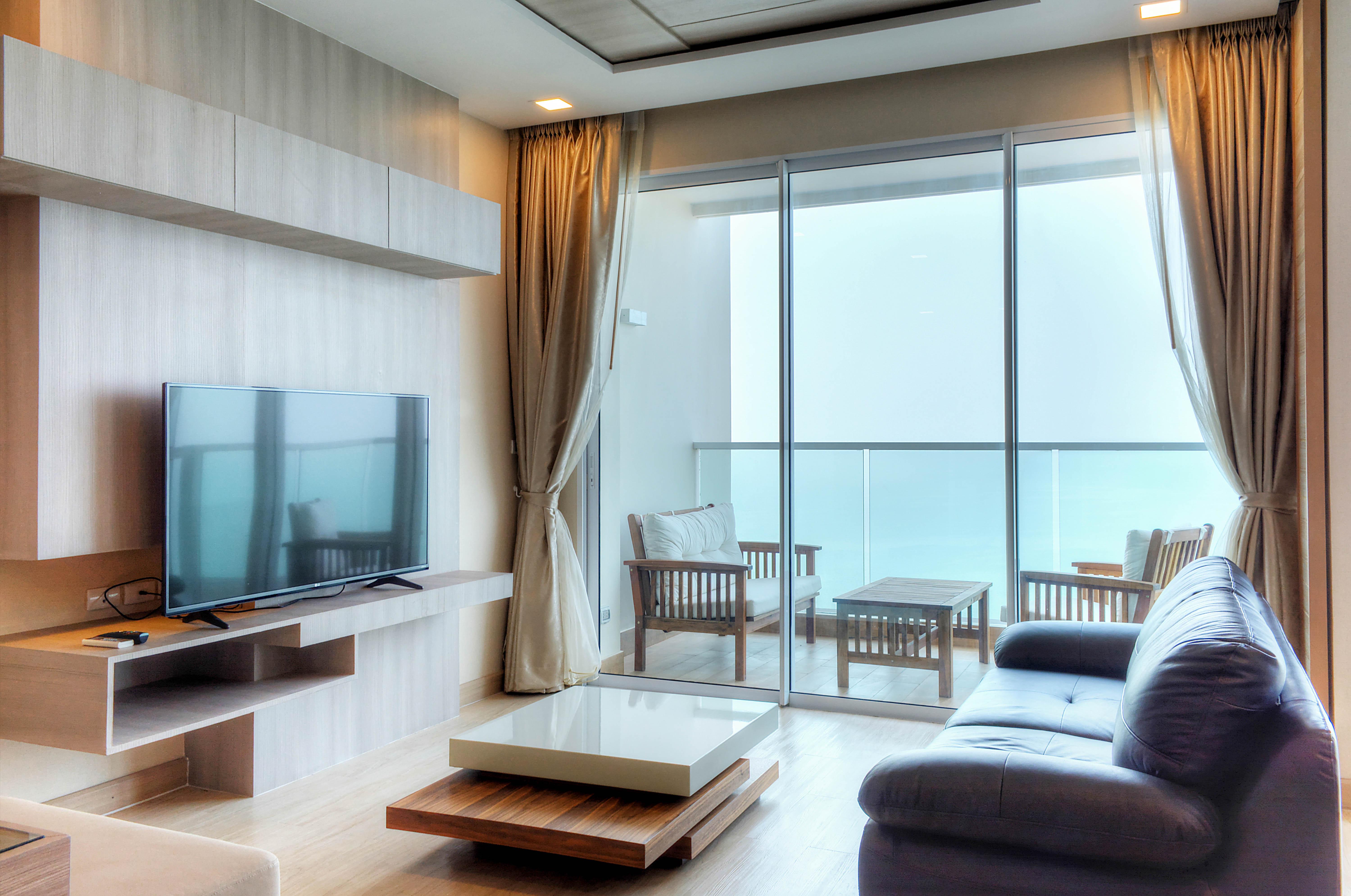 Cetus Beachfront Condominium