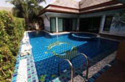 Baan Dusit Pattaya Lake